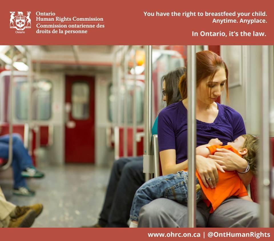 Public Breastfeeding Campaign