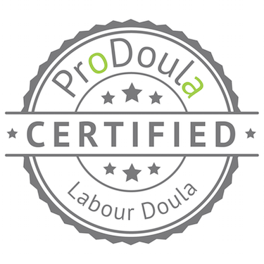 Pro Doula Certified - Labour Doula