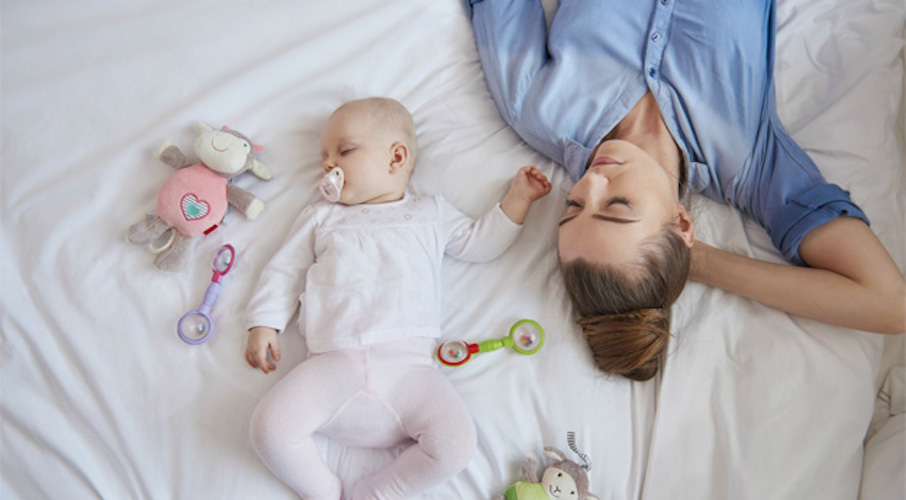 Get More Sleep With a New Baby: 5 Tips