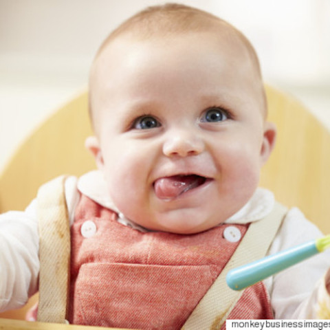 How To Make Sure Your Baby Is Getting Enough To Eat - <i>Huffington Post</i>