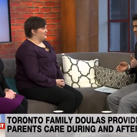 Doulas Offer Tips to Sleep Deprived Parents - <i>CP24</i>